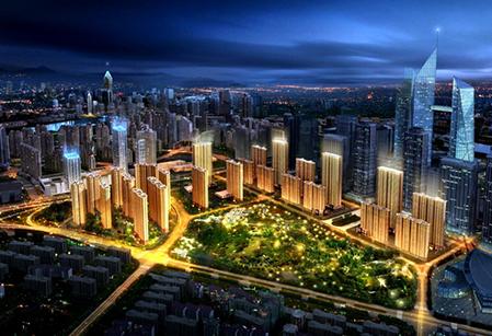 武汉泛海国际居住区