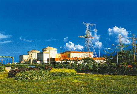 广东大亚湾核电站