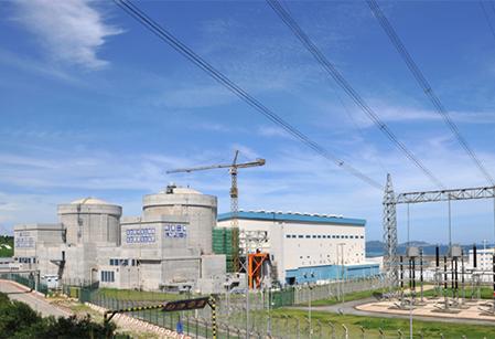广东岭澳核电站二期