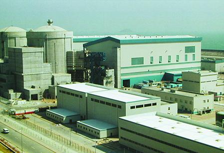广东岭澳核电站一期