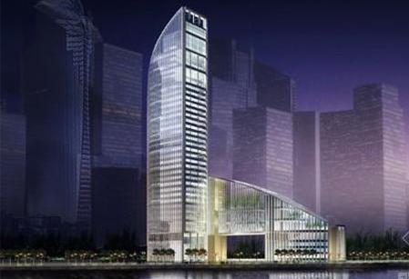 招商银行上海大厦
