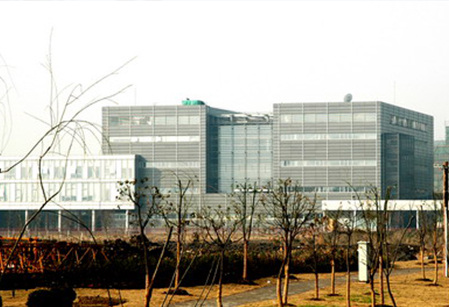 中银联(上海)信息处理中心