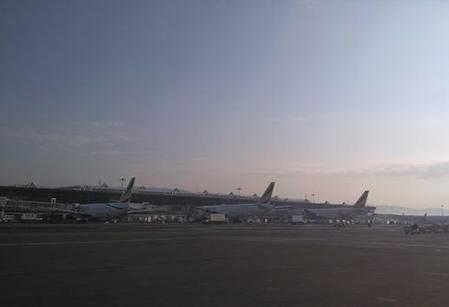 刚果布黑角机场