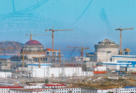 江苏田湾核电站