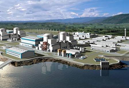 秦山核电站二期及扩建工程