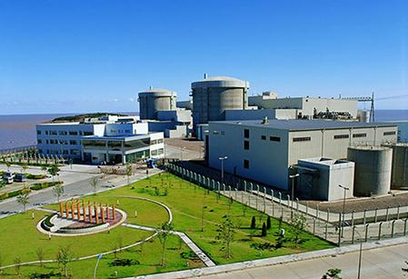 秦山核电站三期