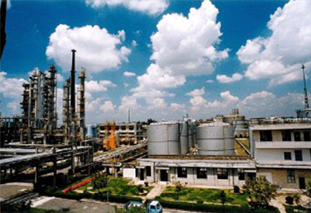 湛江东兴炼油厂