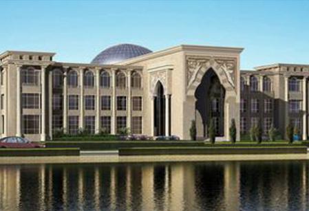 苏丹总统府办公楼