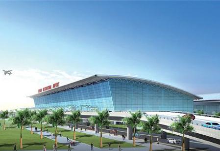 中甘国际安哥拉罗安达新国际机场