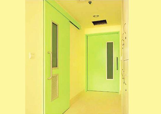卫生间用门-半自动移门