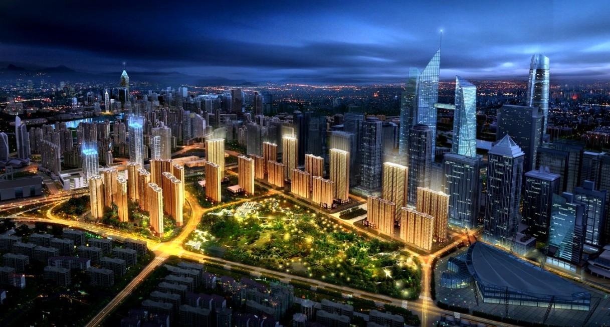 武汉泛海国际居住区-上海森林特种钢门有限公司图片