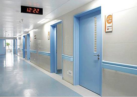 Ward door